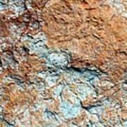 Natures Rock Art Poster