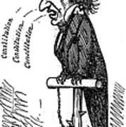 Andrew Johnson (1808-1875) Poster