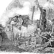 France: Revolution Of 1848 Poster