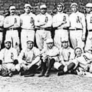 1902 Philadelphia Athletics Poster