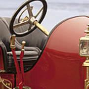 1910 Mercer Speedster Poster