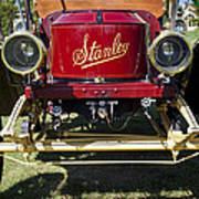 1910 Stanley Model 61 Poster