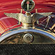 1915 Brewster-knight Model 41 Landaulet Hood Ornament 2 Poster