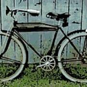 1919 Indian Bike Poster