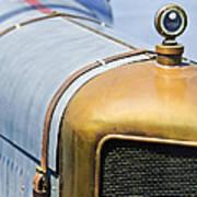 1919 Miller Tnt Grille Poster