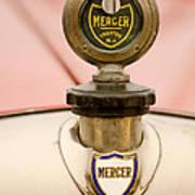 1921 Mercer Series 5 Raceabout Motometer Poster