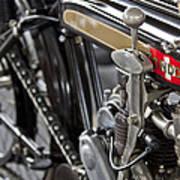1923 Condor Motorcycle Poster