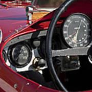 1929 Birkin Blower Bentley Poster