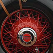 1929 Cord L-29 Detail - D008158 Poster