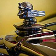 1930 Stutz 4 Door Sedan Sv 16 Poster