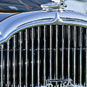 1932 Buick Series 60 Phaeton Grille Poster