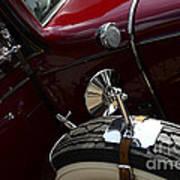1932 Chevrolet Detail Poster
