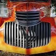 1936 Chevrolet Pickup Truck Poster