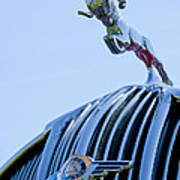 1936 Dodge Hood Ornament 2 Poster