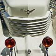 1937 Cord 812 Sc Phaeton Grille Poster