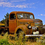 1940's Chevy Truck 2 Poster