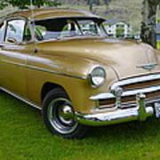 1950 Chevrolet Poster