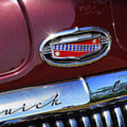 1951 Buick Eight Poster