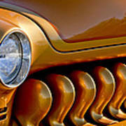 1951 Mercury Grille Poster