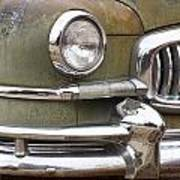 1951 Nash Ambassador  Poster