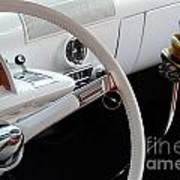 1952 Mercury Interior Poster