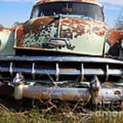 1954 Chevy Bel Air Poster by Joy Tudor