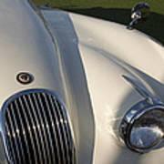 1954 Jaguar Xk 120 Se Roadster Poster