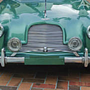 1955 Aston Martin Poster