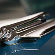 1955 Cadillac Eldorado 2 Door Convertible Poster