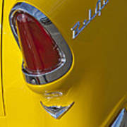 1955 Chevrolet Nomad Taillight Poster