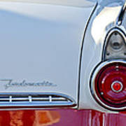 1955 Ford Fairlane Fordomatic Taillight Poster