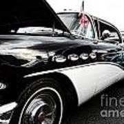 1956 Buick Century Profile 2 Poster