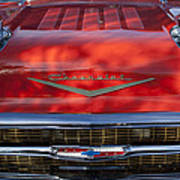 1957 Chevrolet Grille 2 Poster