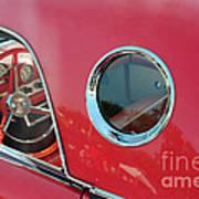1957 Ford Thunderbird  Poster