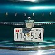 1958 Studebaker Poster