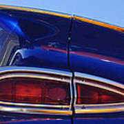 1959 Chevrolet El Camino Taillight Poster
