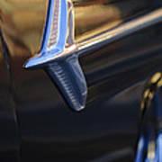 1960 Chevrolet El Camino Emblem Poster