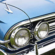 1960 Chevrolet Impala Front End Poster