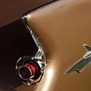1961 Chrysler Imperial Taillight Poster