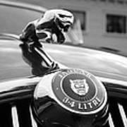 1963 Jaguar Mkii  Poster