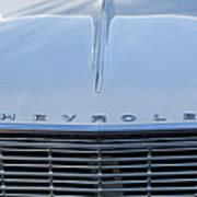 1964 Chevrolet El Camino Grille Poster