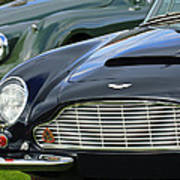 1965 Aston Martin Db6 Short Chassis Volante Poster