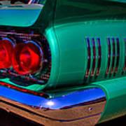 1966 Ford Thunderbird Poster