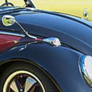 1966 Volkswagen Vw Convertible Bug Poster