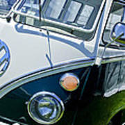 1966 Volkswagen Vw Microbus Poster