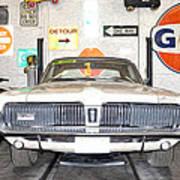 1967 Mercury Cougar Poster