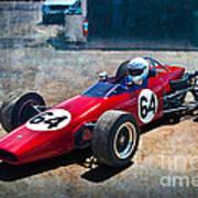 1968 Elfin 600 Poster