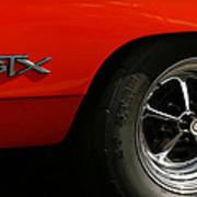 1969 Plymouth Gtx Hemi Poster