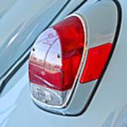 1971 Volkswagen Vw Beetle Taillight Poster