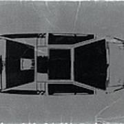 1972 Maserati Boomerang Poster